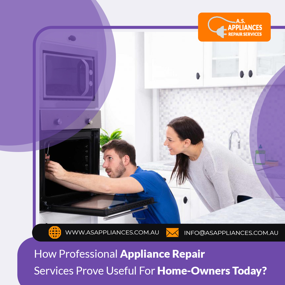 Home - VIA Appliance Repair